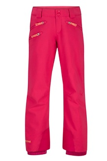 Girls' Slopestar Pants, Disco Pink, medium