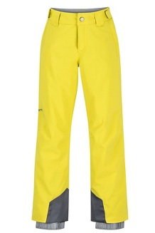 Boys' Vertical Pants, Citronelle, medium