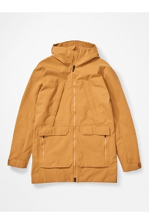Men's Commuter Parka, Scotch, medium