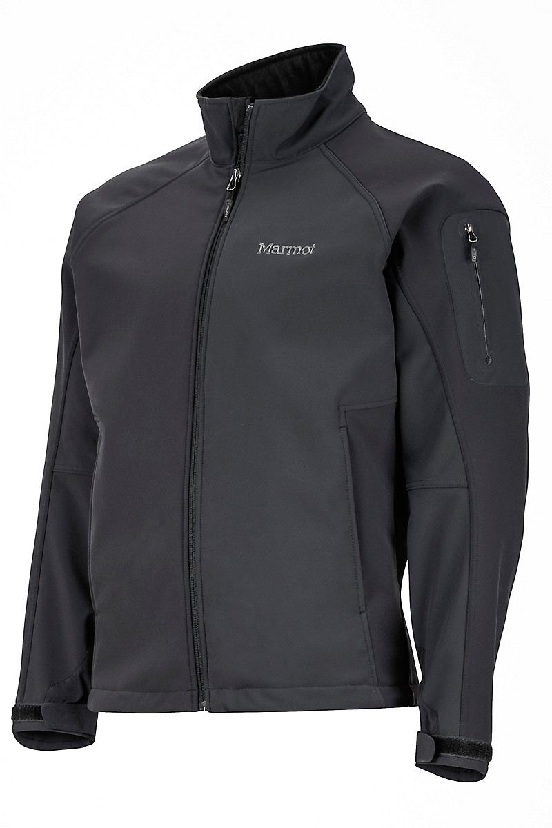 Gravity Jacket, Black, large