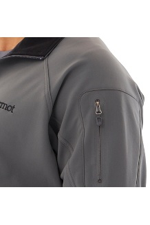 Men's Gravity Jacket, Black, medium