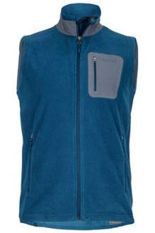 Reactor Vest, Denim, medium
