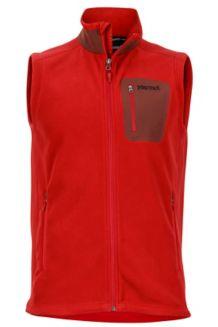 Reactor Vest, Dark Crimson, medium