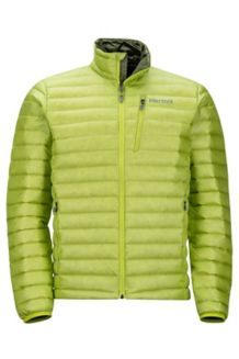 Quasar Nova Jacket, Bright Lime, medium