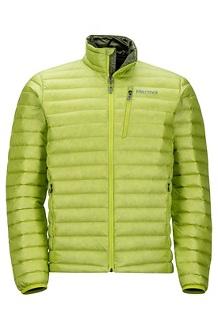 Quasar Nova Jacket, Bright Lime, medium