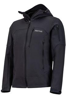 Men's Moblis Jacket, Black, medium