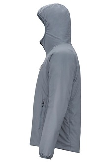 Men's Novus Hoody, Steel Onyx, medium