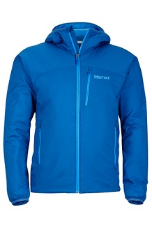 Men's Novus Hoody, Dark Cerulean, medium