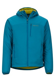 Men's Novus Hoody, Moroccan Blue, medium