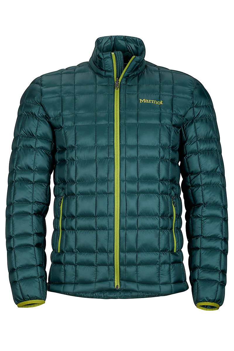Marmot Featherless Jacket, Dark Spruce, large