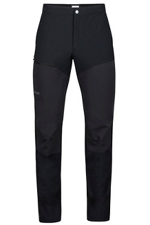 Scrambler Pants - Short, Black, medium