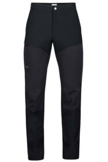Scrambler Pants, Black, medium