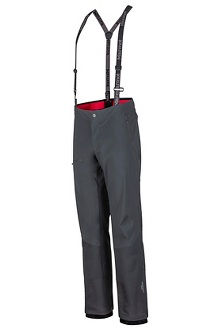 Men's Pro Tour Pants - Short, Black, medium