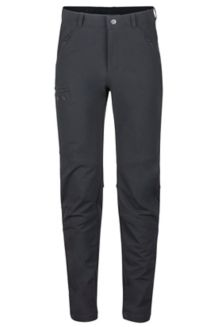 Winter Trail Pants, Black, medium
