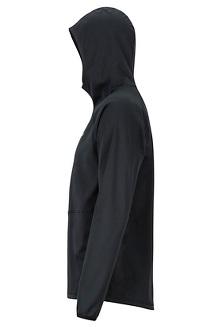 Men's Zenyatta 1/2-Zip Hoody, Black, medium