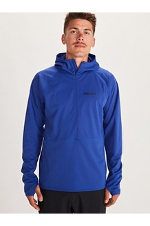 Men's Zenyatta 1/2-Zip Hoody, Royal Night, medium