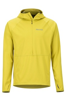Men's Zenyatta 1/2-Zip Hoody, Citronelle, medium
