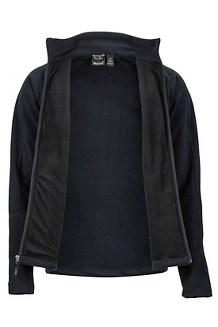 Men's Verglas Jacket, Black, medium
