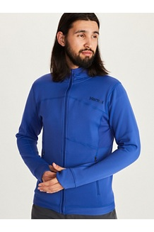 Men's Dawn Hoody, Royal Night, medium