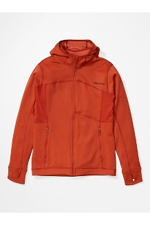 Men's Dawn Hoody, Picante, medium