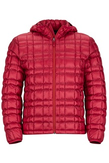 Marmot Featherless Hoody, Sienna Red, medium
