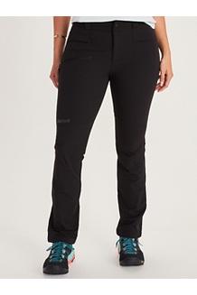 Women's Scree Pants - Short, Black, medium