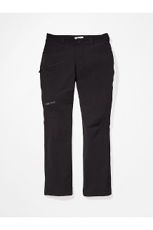 Women's Scree Pants - Short, Black, medium