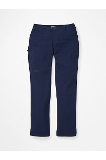 Women's Scree Pants, Arctic Navy, medium