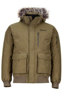 Stonehaven Jacket, Deep Olive, medium