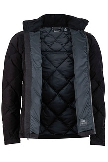 Men's Burdell Jacket, Black, medium
