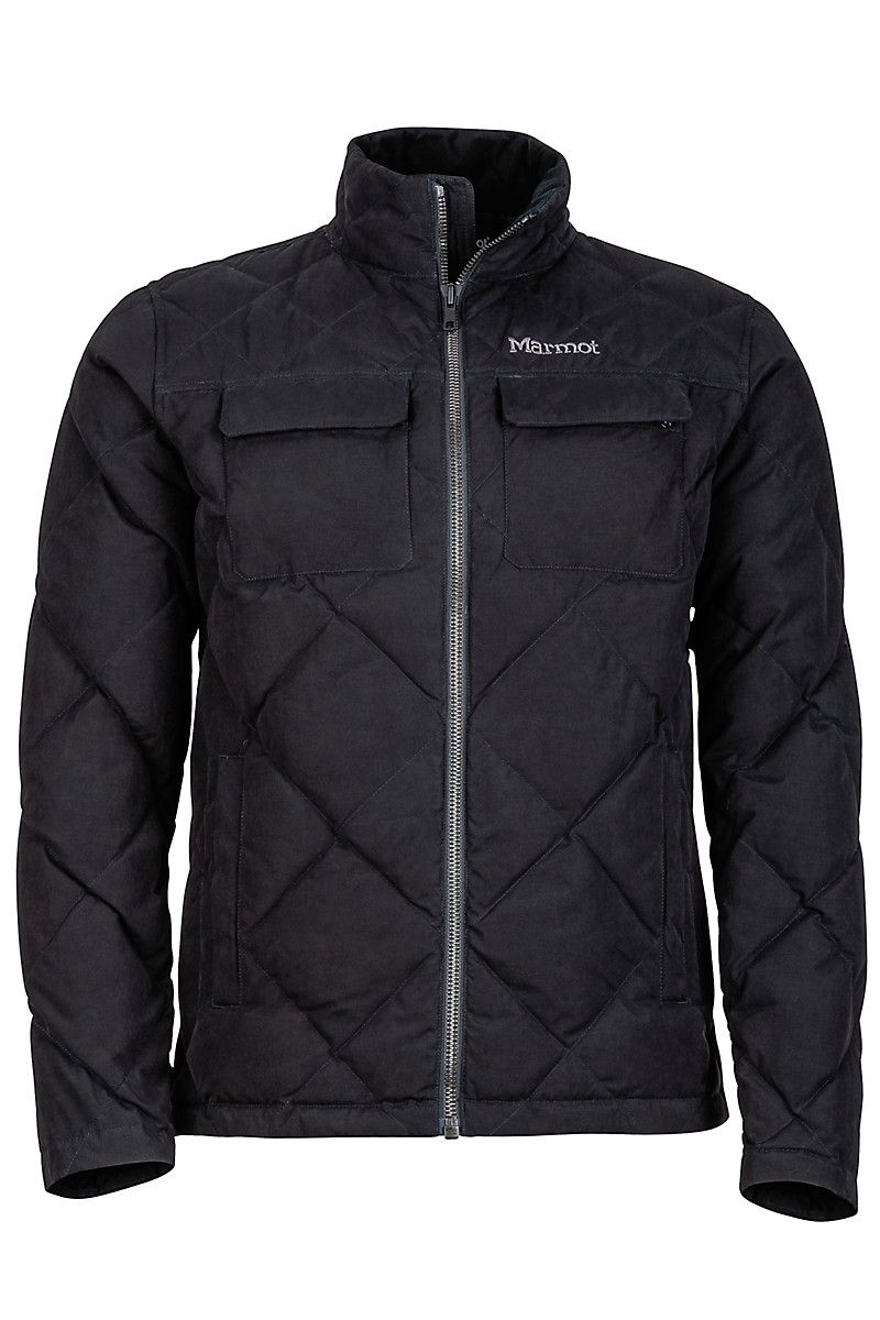 Burdell Jacket, Black, large