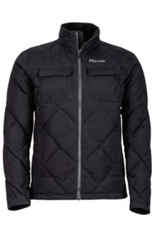 Burdell Jacket, Black, medium