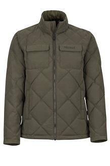 Men's Burdell Jacket, Forest Night, medium