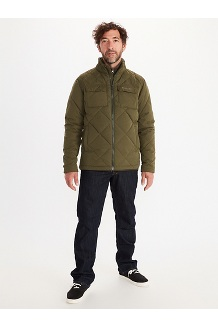 Men's Burdell Jacket, Cavern, medium