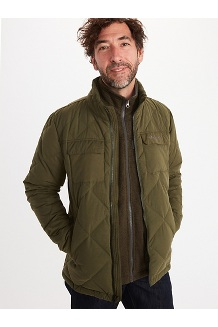 Men's Burdell Jacket, Nori, medium