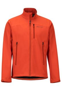 Shield Jacket, Orange Haze, medium