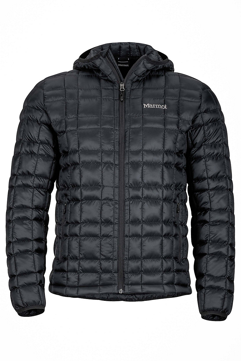 Marmot Featherless Hoody, Black, large