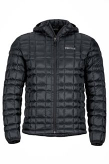 Marmot Featherless Hoody, Black, medium