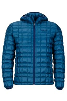 Marmot Featherless Hoody, Denim, medium