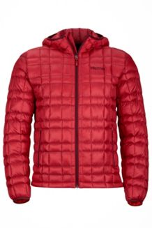 Marmot Featherless Hoody, Team Red, medium