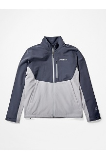 Men's Estes II Jacket, Sleet/Steel Onyx, medium