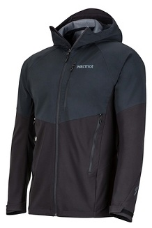 Men's ROM Jacket, Black, medium