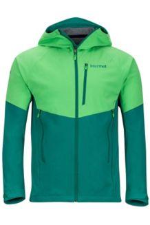 ROM Jacket, Emerald/Shady Glade, medium