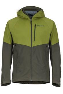ROM Jacket, Calla Green/Rosin Green, medium
