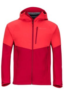 ROM Jacket, Tomato/Sienna Red, medium