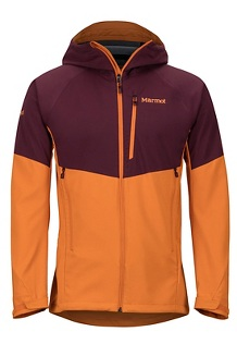 Men's ROM Jacket, Fig/Hawaiian Sunset, medium