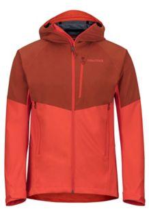 ROM Jacket, Dark Rust/Mars Orange, medium