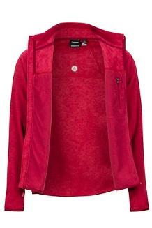 Men's Pisgah Fleece Jacket, Brick, medium