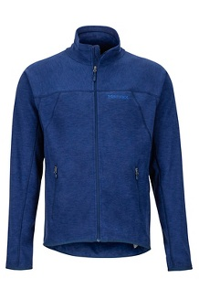 Men's Pisgah Fleece Jacket, Arctic Navy, medium