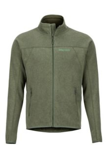Pisgah Fleece Jacket, Crocodile, medium